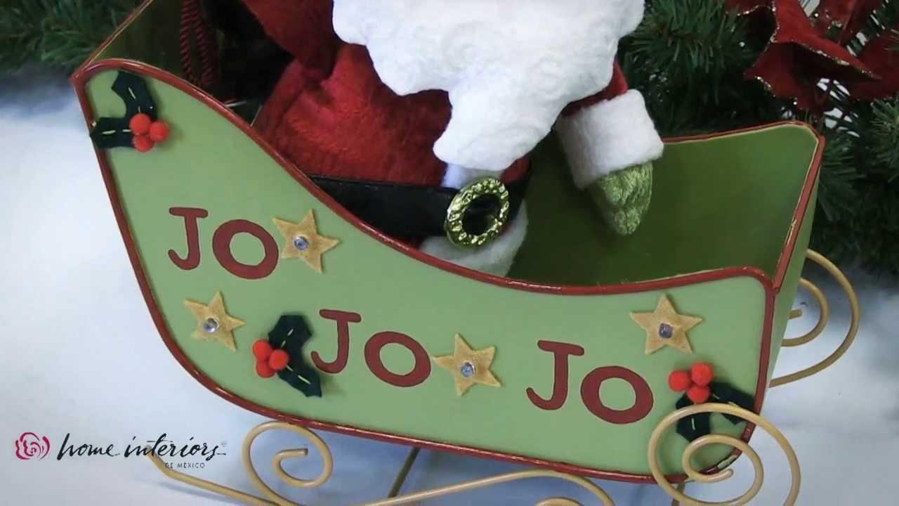 El Viaje De Santa Navidad Alrededor Del Mundo 2013 De