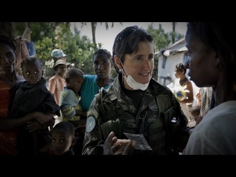 Side by Side -- Women, Peace and Security
