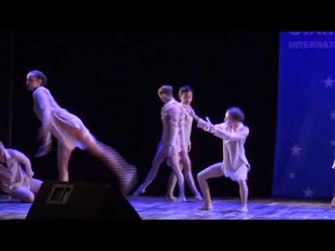 Хореографический конкурс талисман