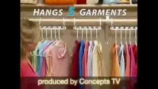 Wonder Hangers Commercial - As Seen On TV