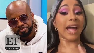Cardi B Responds To Jermaine Dupri's Female Rapper Diss