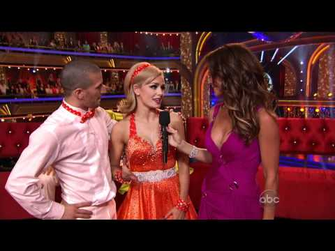 KATHERINE JENKINS The Final - DANCING WITH THE STARS 2012