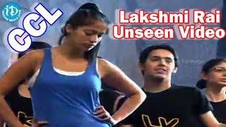 Lakshmi Rai Rare & Unseen Dance || CCL 2 Curtain Raiser Event