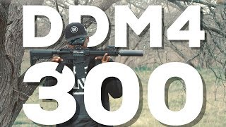 Daniel Defense DDM4 300  | FIRST MAG REVIEW