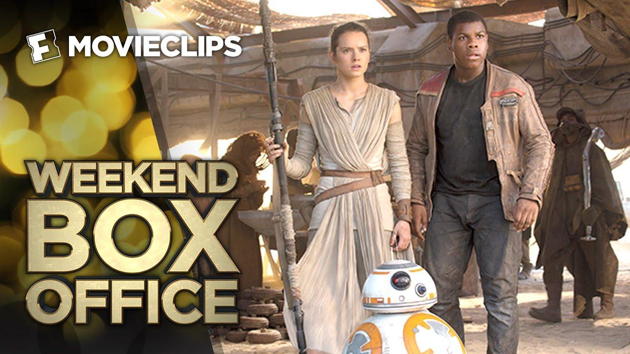 Weekend Box Office December Studio