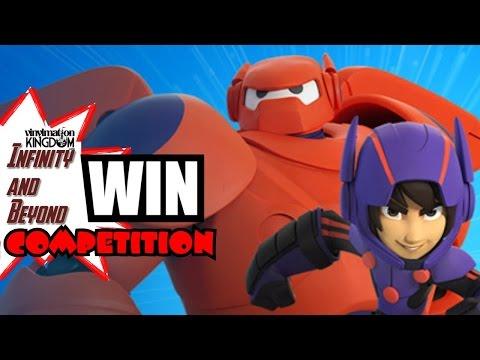 Win Hiro & Baymax For Disney Infinity 2.0 - Big Hero 6