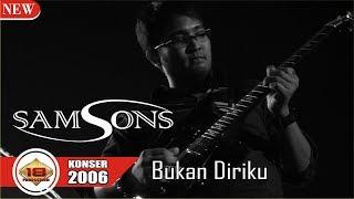 """Bams SAMSONS TERHARU DENGAN LAGU INI .. """"BUKAN DIRIKU"""" (LIVE KONSER JOGJAKARTA 03 NOVEMBER 2006)"""
