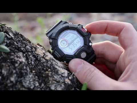 Casio G Shock Rangeman GW9400 review
