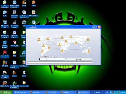 Hackear Facebook [2011] España