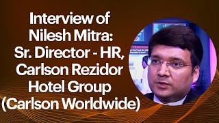 Interview of Nilesh Mitra   Sr  Director