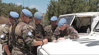 Lübnan-İsrail sınırında gergin bekleyiş