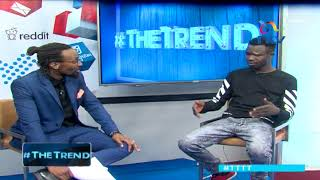 From Eldoret to the Churchill show, meet Duncan the comedian #theTrend
