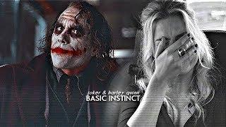 ; joker & harley quinn
