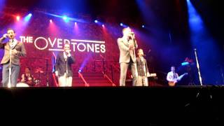 Watch Overtones Say What I Feel video