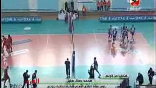 محمد جمال هليل رئيس بعثه الاهلى