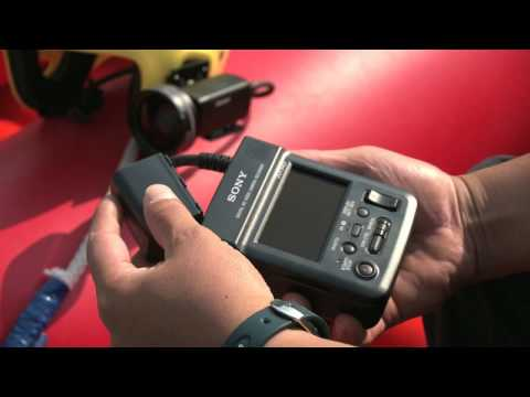 HXR-MC1 - Sony HD Small Camera / Recorder