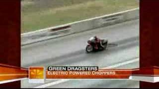 Electric Drag Bike - 0 to 60 in Under 1 second