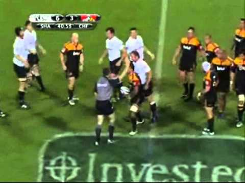 Chiefs vs Sharks - Super Rugby 2011- Rd.5-
