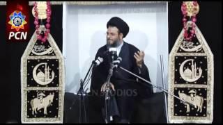 07 -  muharram 1436 - 2014 - allama aqeel ul gharavi