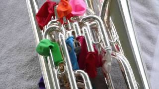 How To Clean A Brass Instrument With Balloons