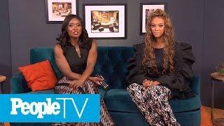 Tyra Banks Reflects On Her Lifelong Friendship With 'Black-ish' Creator Kenya Barris | PeopleTV
