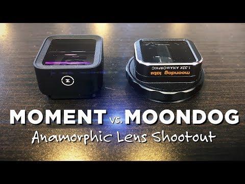 MOMENT vs. MOONDOG | Anamorphic Lens Shootout!