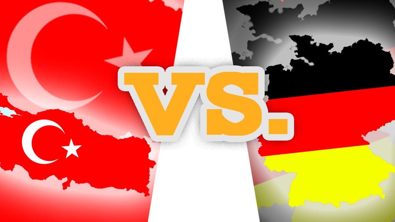 deutschland vs türkei