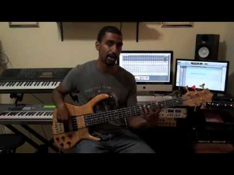Lesson Bass - Chruch Tones Scales
