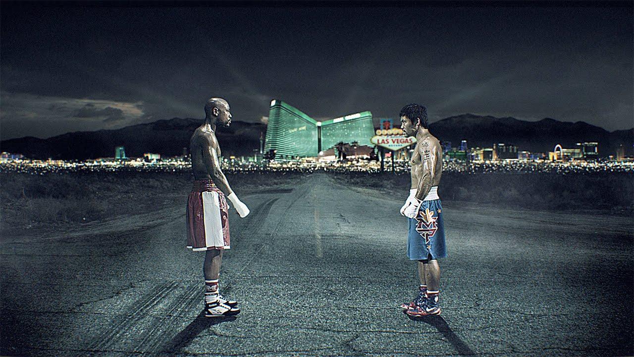 Comercial oficial de la pelea Mayweather vs Pacquiao