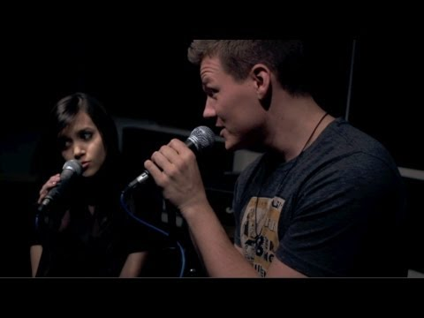 Domino - Jessie J (cover) Megan Nicole And Tyler Ward video