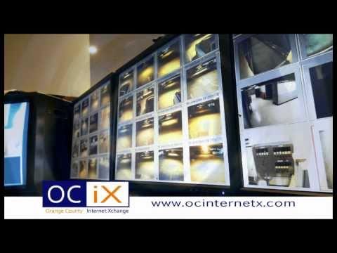 OCiX Data Center Colocation, Orange County, CA 714-450-7113
