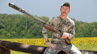 Dove Hunting With Classic Shotguns