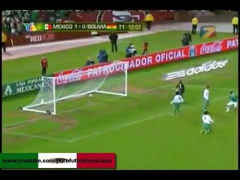 Todos Los Goles Del Chicharito Javier Hernandez
