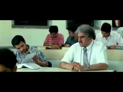 3 Idiots - Classroom scene with Arabic subtitles