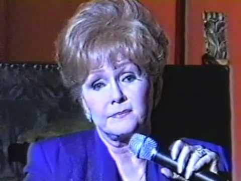 DEBBIE REYNOLDS discusses ELIZABETH TAYLOR, EDDIE FISHER,, GAYS, SEX & MORE!