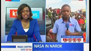 NASA coalition takes campaigns to Narok County