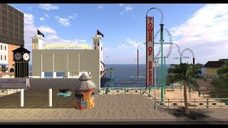 London City Seaside (Second Life)