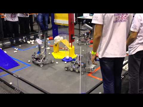 FTC Cascade Effect RoboSib PN 3