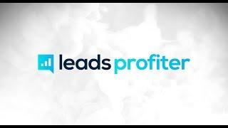 Leads Profiter Tutorial - Create Campaign