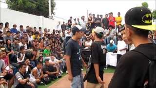 5. beats vs honli. face to face el salvador 2013