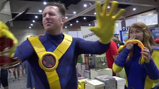 BEST COSPLAY & COMIC CON 2018 - San Diego Cosplay Compilation