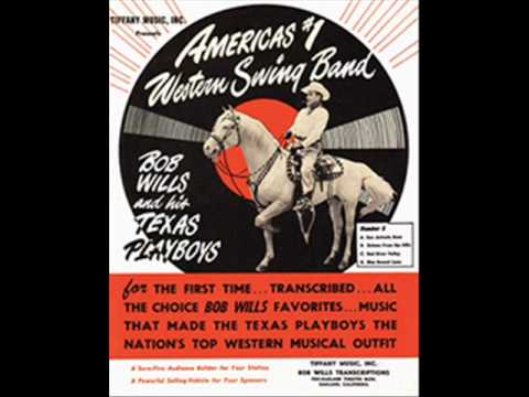 Bob Wills&his Texas Playboys I'm Sittin' On Top Of The World
