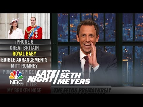 Ya Burnt! - Late Night with Seth Meyers