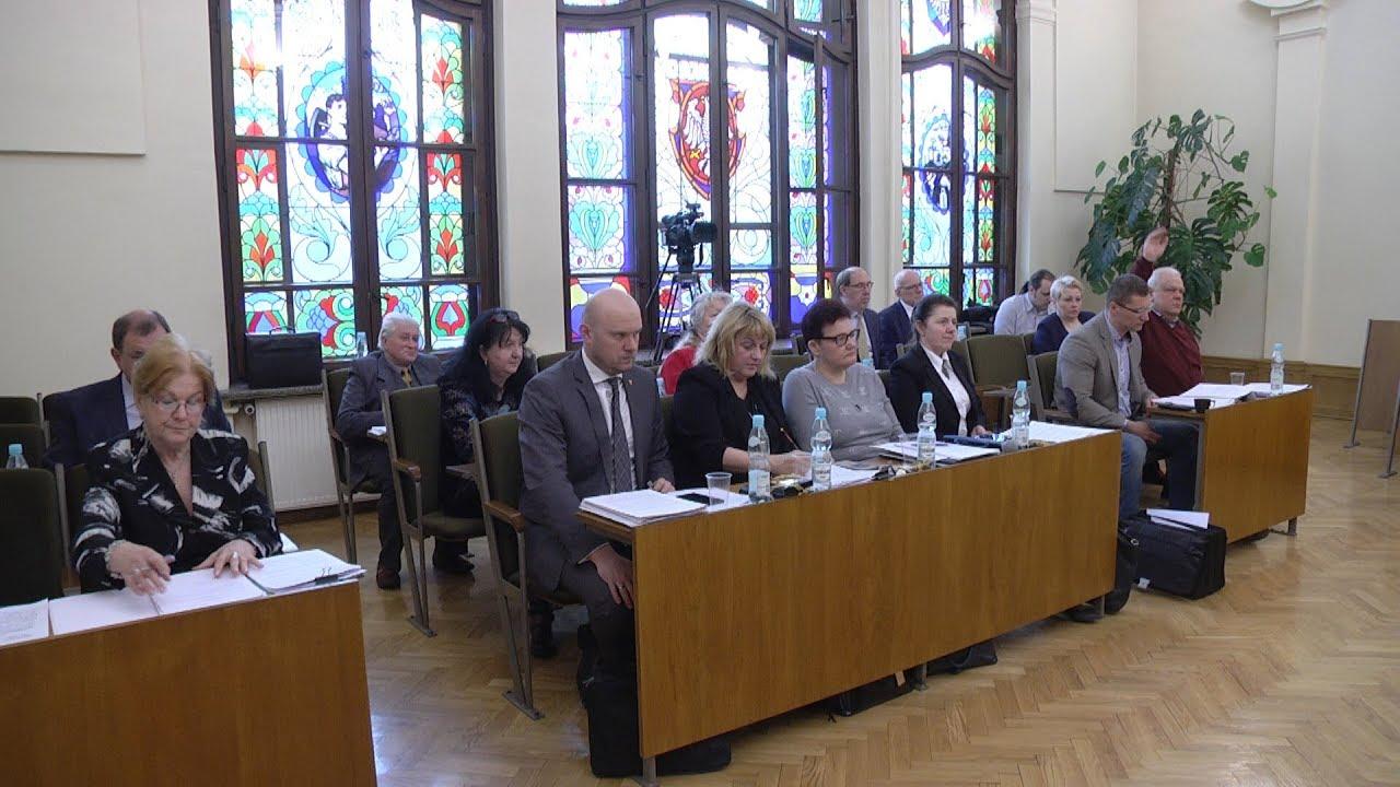 XLVII sesja Rady Miejskiej, część II