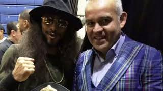 KEITH THURMAN AND WBA PRESIDENT GILBERTO MENDOZA INAPPROPRIATE RELATIONSHIP
