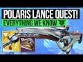 Destiny 2 | POLARIS LANCE EXOTIC QUEST! Full Quest Steps, Nascent Dawn & Gated Progress (Warmind)