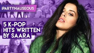 Download Lagu 5 K-pop Hits Written by YouTuber Saara! Gratis STAFABAND