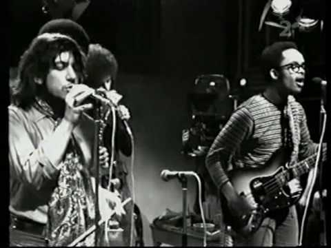 Eric Burdon and War - Love Is All Around (Live, Denmark '71) HQ