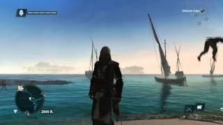 Assasins Creed Black Flag Bug: Pirates Falling Into The Sky