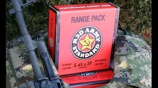 Red Army Standard Ammo - Hands On